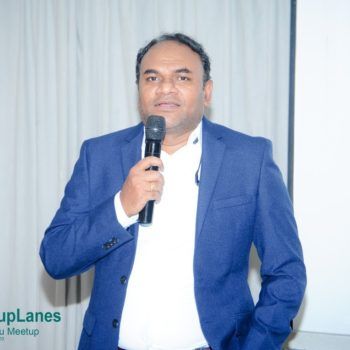 pradeep reddy kamasani -entreprenuer and angel Investor